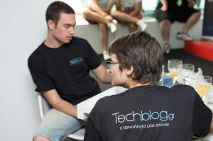 17th Techblog Workshop COSMOTE 4G Techlounge