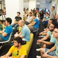18th Techblog Workshop Germanos Techlounge
